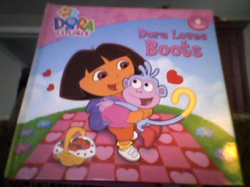 9781579733056: Dora Loves Boots (#6 Let's Go Learn!Library)