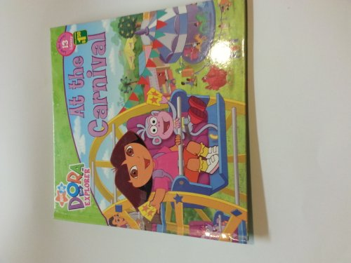 9781579733124: At the Carnival (Dora the Explorer Let's Go Learn Library 13)
