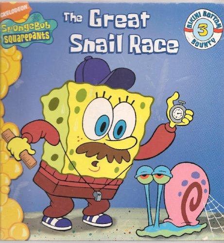 9781579733193: The Great Snail Race (Bikini Bottom #3)
