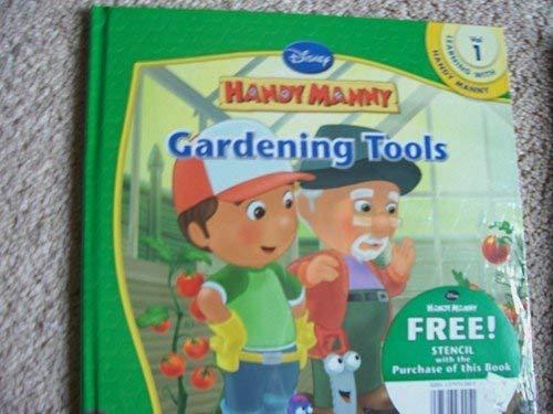 Disney Handy Manny Gardening Tools (Handy Mandy,: Disney