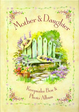9781579777197: Mother & Daughter: Keepsake Box & Photo Album [With Keepsake Box and 12 2-Sided Photo Sleeves]