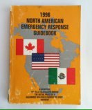 9781579790233: North American Emergency Response Guidebook 1996: The Orange Book