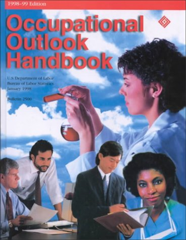 9781579801830: Occupational Outlook Handbook 1998-99