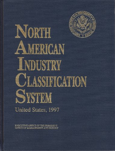 north american industry classification system united states, 1997