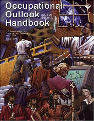 9781579809256: Occupational Outlook Handbook, 2004-2005