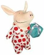 9781579822156: Olivia Helps With Christmas (Plush Doll)