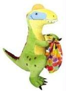 9781579822187: How Do Dinosaurs Get Well Soon? Doll