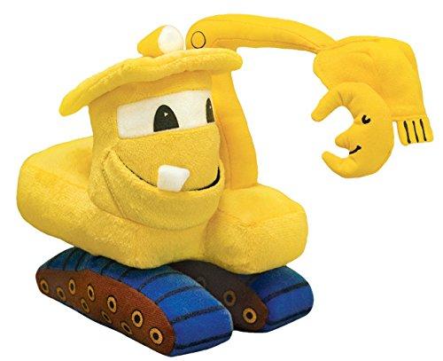 Goodnight, Goodnight, Construction Site Plush Toy: 11