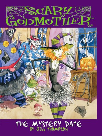 9781579890261: Scary Godmother: The Mystery Date