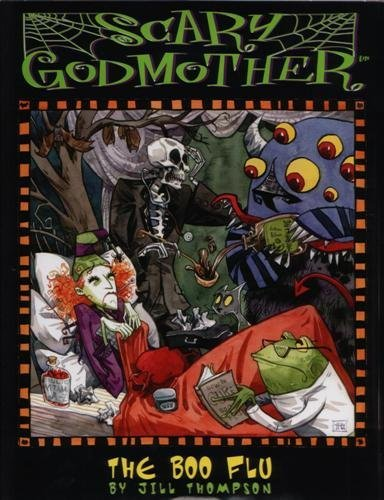 9781579890384: Scary Godmother: The Boo Flu