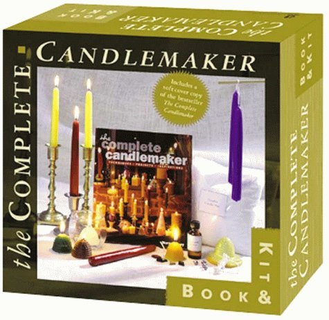 9781579900069: The Complete Candlemaker Book & Kit