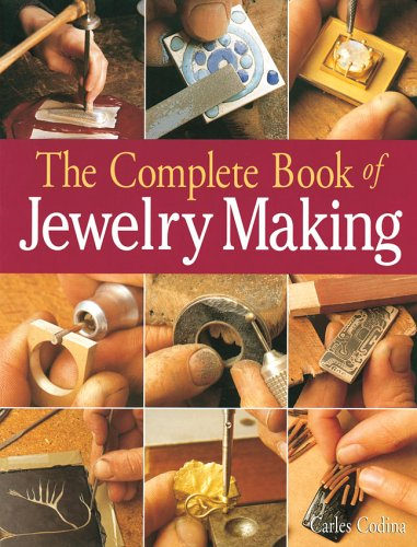 9781579901882: The Complete Book of Jewelry Making (Jewelry Crafts)