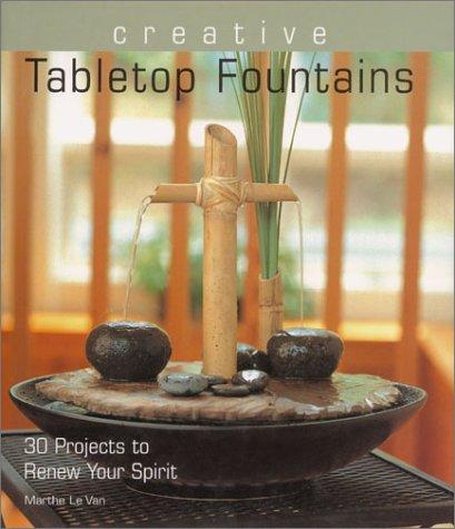 9781579904326: Creative Tabletop Fountains