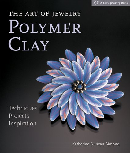 9781579906160: The Art of Jewelry: Polymer Clay: Techniques, Projects, Inspiration (Lark Jewelry Books)