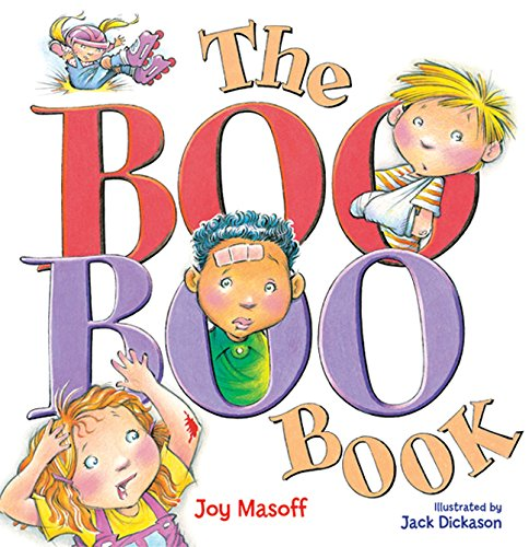 The Boo Boo Book: Masoff, Joy