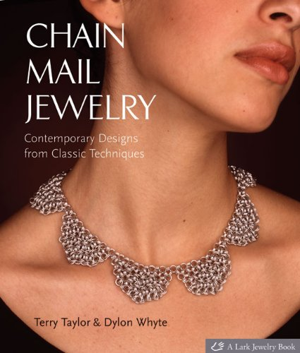 9781579907235: Chain Mail Jewelry: Contemporary Designs from Classic Techniques