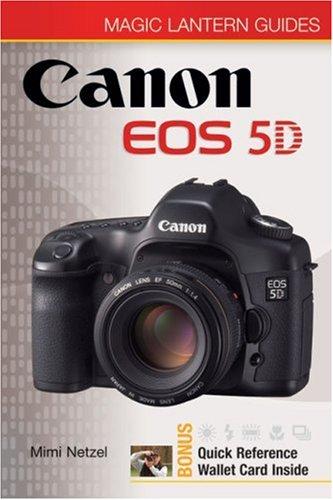 9781579908843: Magic Lantern Guides: Canon EOS 5D
