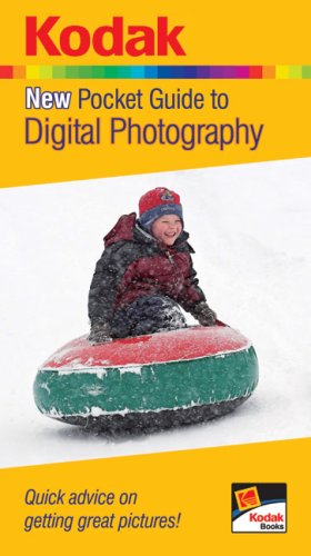 9781579909468: KODAK New Pocket Guide to Digital Photography: Quick advice on getting great pictures!