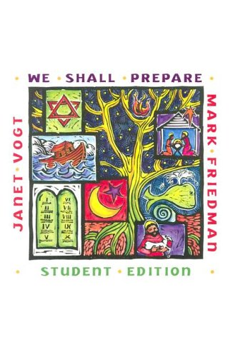 We Shall Prepare Student Edition (1579920241) by Mark Friedman; Janet Vogt
