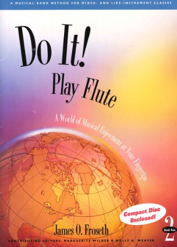 9781579992231: Do It! Play In Band, Book 2 - Flute