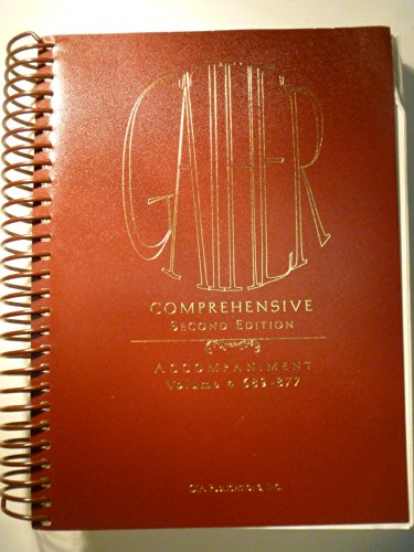 9781579992514: Gather Comprehensive Second Edition Accompaniment Volume 4 Only