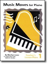 9781579993443: Music Moves for Piano (Teacher's Lesson Plans 1)