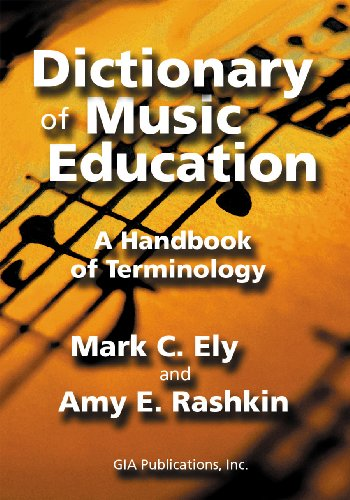 9781579994662: Dictionary Of Music Education: A Handbook of Terminology/G6233