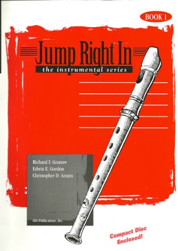 9781579995560: Jump Right In the instrumental series