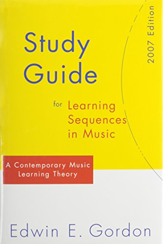 9781579996895: Learning Sequences in Music 2007: A Contemporary Music Learning Theory