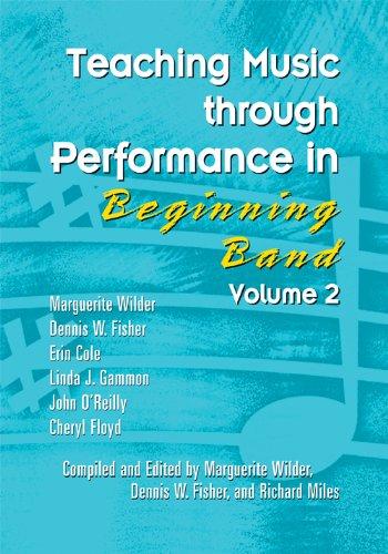 9781579997120: Teaching Music through Performance in Beginning Band Vol.2/G7264