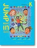 Jump Right In Kindergarten Teacher's Guide Book-The: Gordon, Edwin