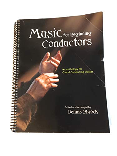 Music for Beginning Cunductors