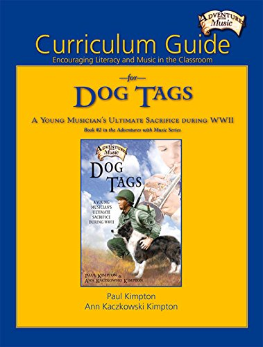 9781579999315: Curriculum Guide for Dog Tags: Encouraging Literacy and Music in the Classroom (Adventures with Music)