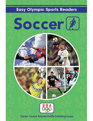 9781580001137: Soccer Reader (Easy Olympic Sports Readers)
