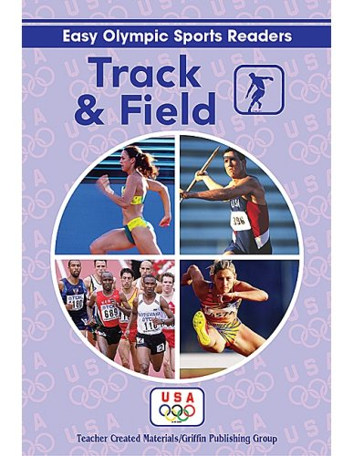 9781580001151: Track and Field (Easy Olympic Sports Readers)