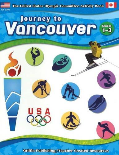 Journey to Vancouver Grd 1-3: Karen Mcrae