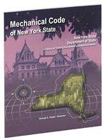 Mechanical Code of NY State, 2002