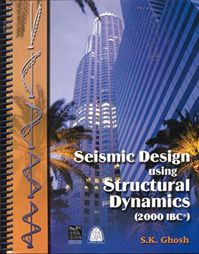 9781580011105: Seismic Design Using Structural Dynamics: 1997 UBC