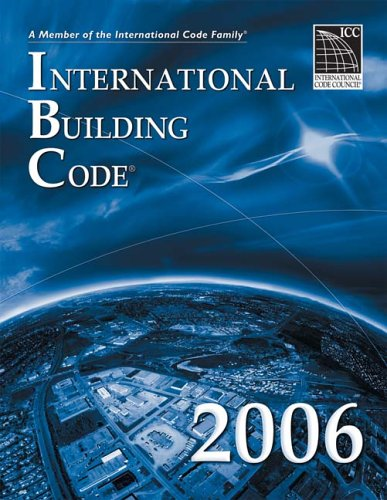 9781580012508: 2006 International Building Code (International Code Council Series)