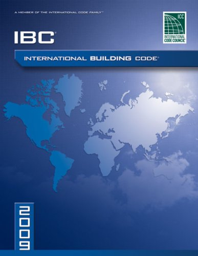9781580017251: 2009 International Building Code (International Code Council Series)