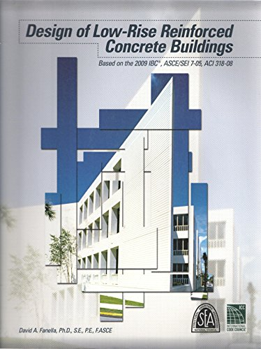 Design of Low-Rise Reinforced Concrete Buildings based: International Code Council