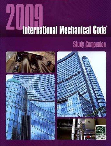 2009 International Mechanical Code Study Companion: International Code Council