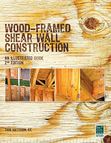 9781580019965: Wood-Framed Shear Wall Construction--an Illustrated Guide