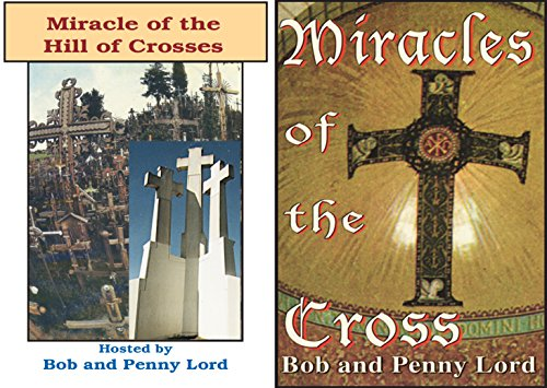 9781580021425: Miracles of the Cross Book Plus Miracle of the Hill of Crosses DVD combo
