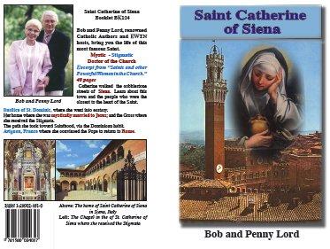 9781580025409: St. Catherine of Siena Minibook plus DVD