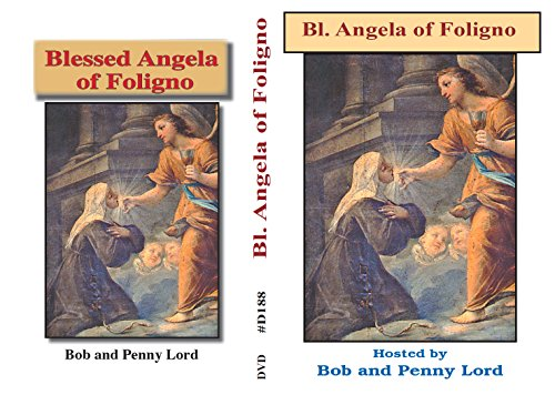9781580025829: Blessed Angela of Foligno Combo Minibook Plus DVD