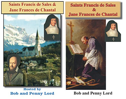 9781580027519: Saints Francis De Sales and Jane Frances De Chantal Combo Minibook Plus DVD