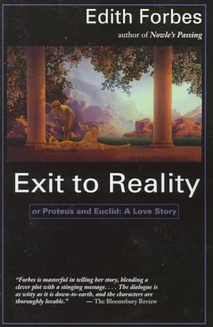 9781580050036: Exit to Reality: A Novel