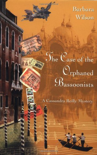 9781580050463: The Case of the Orphaned Bassoonists: A Cassandra Reilly Mystery