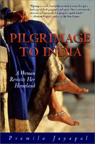 9781580050524: Pilgrimage to India: A Woman Revisits Her Homeland (Adventura Series)